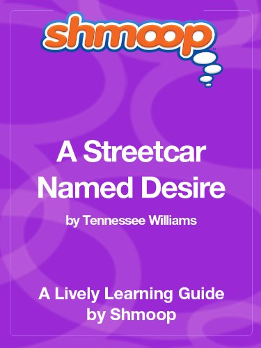 Amazon.com: A Streetcar Named Desire: Shmoop Study Guide eBook: Shmoop:  Kindle Store