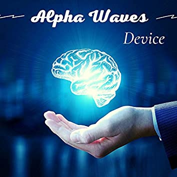 Alpha Waves Device - Focus Sounds, Relaxing Feedback for Brain Wave, Heart, Body & Breath Activity