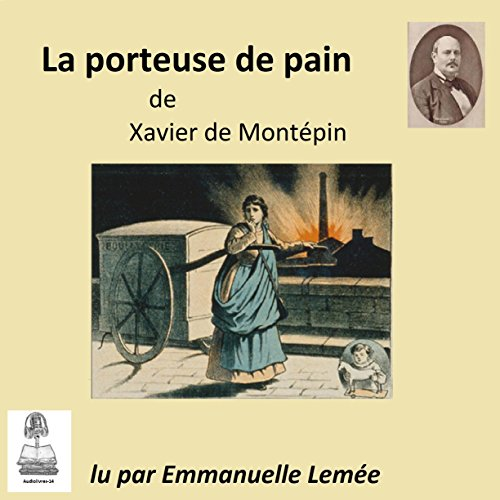 La porteuse de pain audiobook cover art