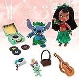 Disney Animators' Collection Lilo & Stitch Mini Doll Play Set - 5 Inch