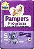 Pampers Progressi Junior, 19 Pannolini, Taglia 5 (11-25 Kg)