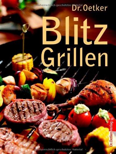 Dr. Oetker: Blitz Grillen