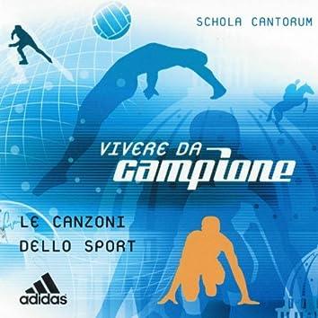 Vivere da campione - Le canzoni dello sport