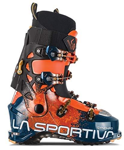 La Sportiva Synchro Alpine Touring Boot Ocean/Lava, 28.5