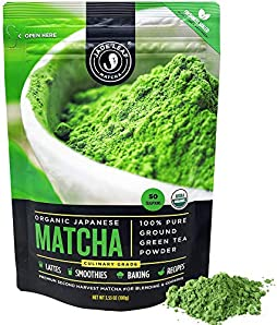 Up to 25% off Jade Leaf organic Japanese matcha green tea powder