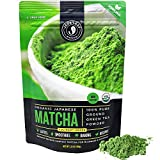 Jade Leaf Organic Matcha Green Tea Powder - Authentic Japanese Origin - Premium Second Harvest Culinary Grade (3.53 Ounce)