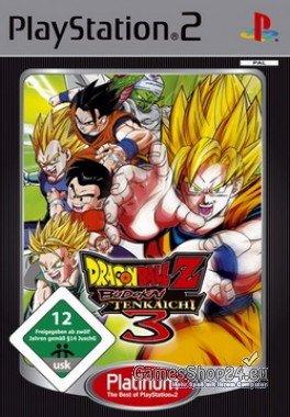 Dragonball Z: Budokai Tenkaichi 3 [Platinum]