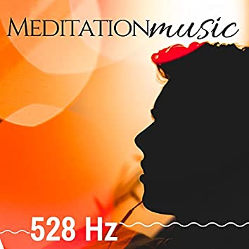 528 Hz Meditation Music Cd - Solfeggio Frequency, Dna Repair, Ultimate Sound Therapy