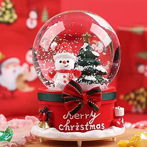 Christmas Musical Snow...