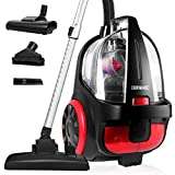 Canister Vacuum Cleaners Review and Comparison
