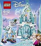 LEGO Disney Princess - Le palais des glaces magique d'Elsa - 41148 - Jeu de Construction