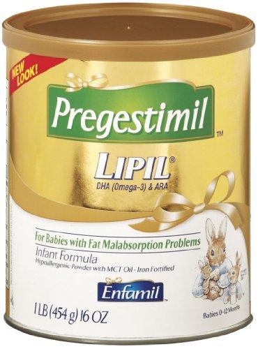 Enfamil Pregestimil Infant Formula with MCT...