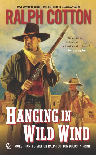 Hanging in Wild Wind (Ranger Sam Burrack)