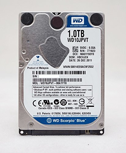 "Western Digital 1TB 2.5"" Playstation 4 Hard Drive (PS4)"