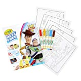 Crayola Toy Story Coloring Pages, Color Wonder Mess Free, Gift for Kids, Age 3, 4, 5, 6