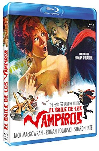 El Baile de Los Vampiros 1967  New Edition The Fearless