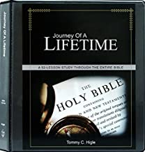 Journey Of A Lifetime - A 52 Lesson Study Through the Bible