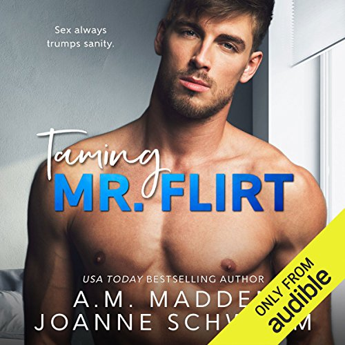 Taming Mr. Flirt cover art