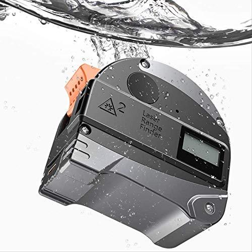 30M Laser Rangefinder 5M Intrekbare Tape Mesaure Ruler IP54 Infrarood Bouw Gereedschap Digitale USB Tape Meet Afstand Meter