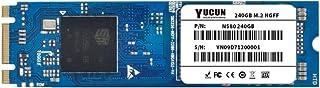 YUCUN M.2 2280 Disco Duro sólido Interno de Estado sólido 240GB SSD Leer 540MB/S Escribir 520MB/S