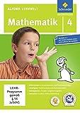 Alfons Lernwelt Mathematik 4 Einzelplatzlizenz - Rainer Wagenhäuser