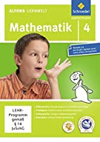 Alfons Lernwelt Lernsoftware Mathematik 4. DVD-ROM