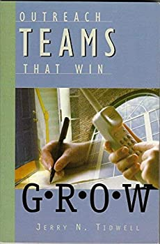 Paperback Outreach teams that win: G.R.O.W Book