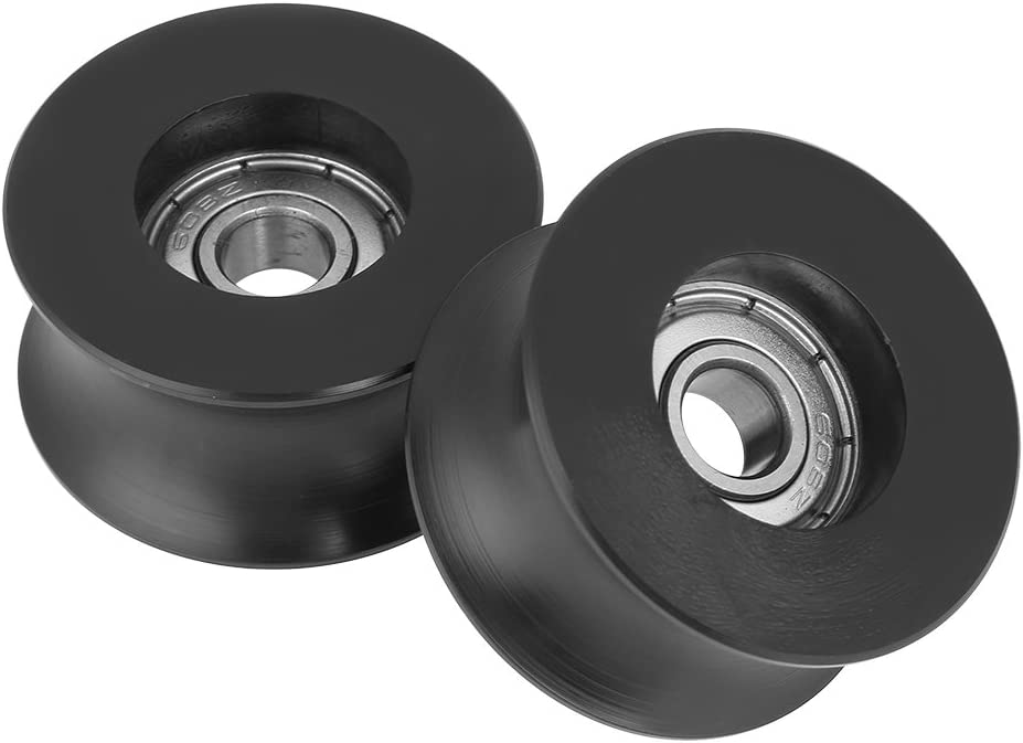 4PCs U Groove Pulley Type Limited price Guide 0840UU Opening large release sale Roller