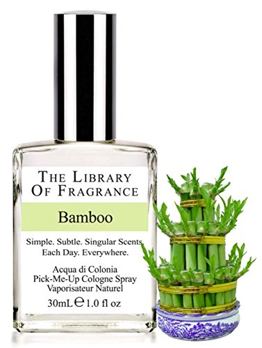 The Library of Fragrance - Pick Me Up - Cologne Spray 30ml - BAMBOO