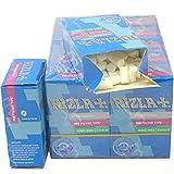 filtres rizla + regular x10 boites