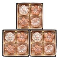 本丸池田屋 ショコラ羊羹 苺ミルク 4個入 3箱セット 4個×3 羊羹 和スイーツ 洋菓子 新潟