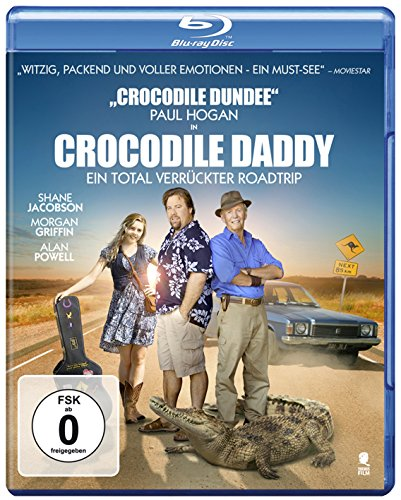 Crocodile Daddy - Ein total verrückter Roadtrip [Blu-ray]