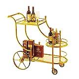 ayha torta trolley, bar ristorante ktv bevande mobile dessert tea service trolley hotel car service