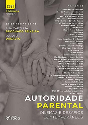 Autoridade Parental: Dilemas e Desafios Contemporâneos (Portuguese Edition)
