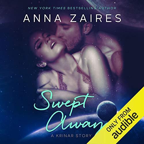 Swept Away: A Krinar Story audiobook cover art