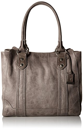 Frye Melissa Tote, Ice, One Size