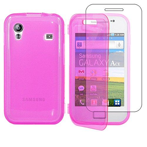 ebestStar - Funda Compatible con Samsung Ace Galaxy S5839i, S5830, S5830i Carcasa...