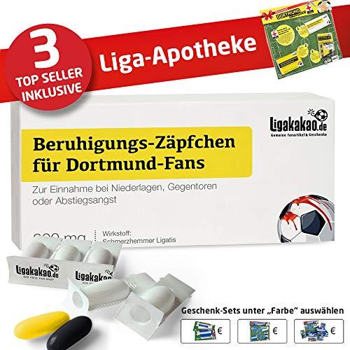 Alles für Dortmund-Fans by Ligakakao.de Filzpantoffel ist jetzt die Liga-APOTHEKE