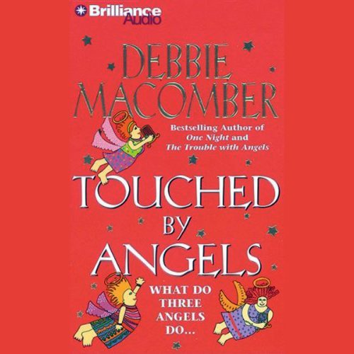 Touched by Angels audiobook cover art