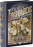 Basilur Miniature Tea Legends - Earl Grey English Tea (5 x 2 g) 10 g - Basilur Tea Legends Collection te trae la hermosa historia del té en todo su esplendor y gloria.