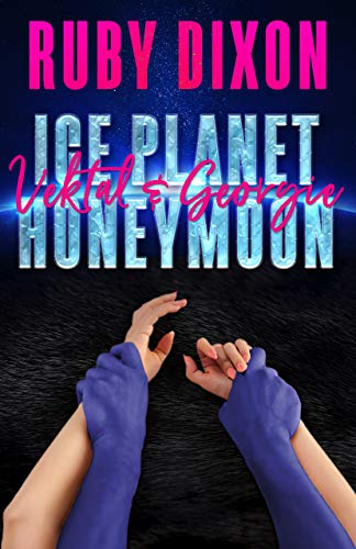 Ice Planet Honeymoon by Ruby Dixon