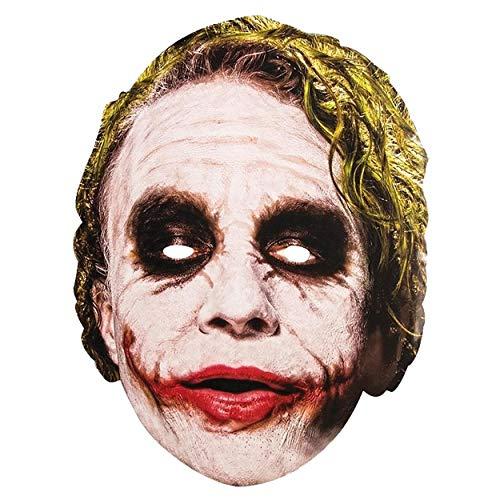 Batman El Caballero Oscuro - Careta de el Joker (Talla Ú