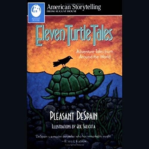 Eleven Turtle Tales  By  cover art