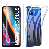 iBetter for MOTO G 5G plus Case with Screen Protector【1