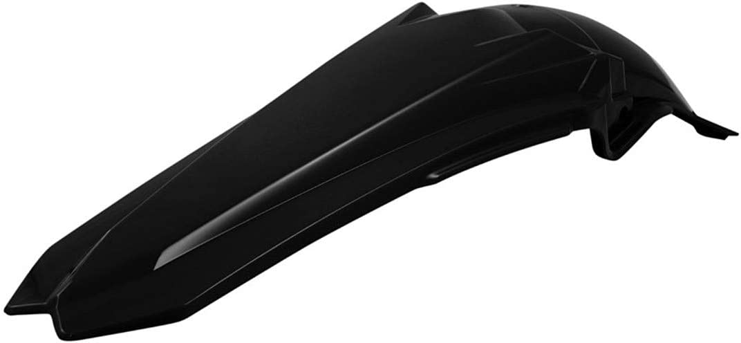 Acerbis Rear Opening large release sale Fender Black Yamaha 10-13 for YZ450F Soldering