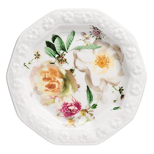 Rosenthal 10430-407165-25402 Coupelle 2, Porcelaine, Rose, 11,1 x 11,1 x 2 cm