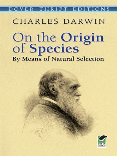 On the Origin of Species: By Means of Natural Selection (Dover Thrift  Editions) (English Edition) eBook: Darwin, Charles: Amazon.es: Tienda Kindle