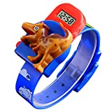 Orologio Bambino XYBB Orologio digitale a forma di dinosauro creativo per orologio da polso di...