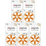 シグニア 補聴器用空気電池 PR48(13) 5パックセット(30粒)