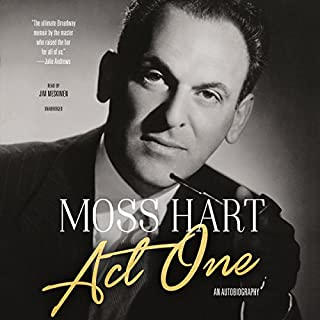 Act One cover art